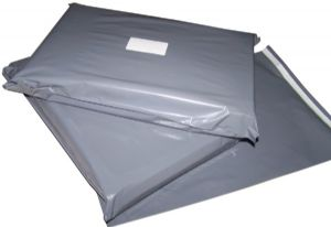 MIXED Mailing Bags - Grey Postage Mailing Bags